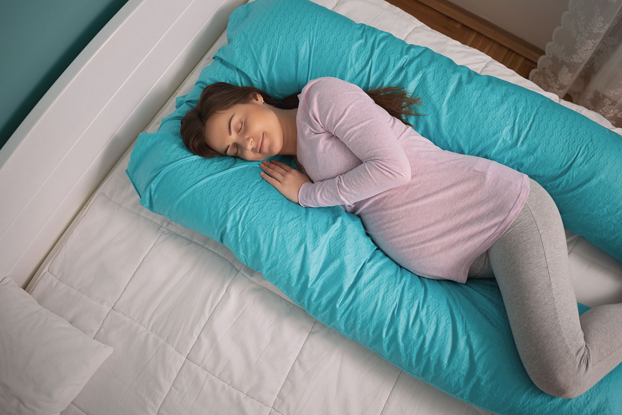 Tips and Tricks To Sleep Better During Pregnancy