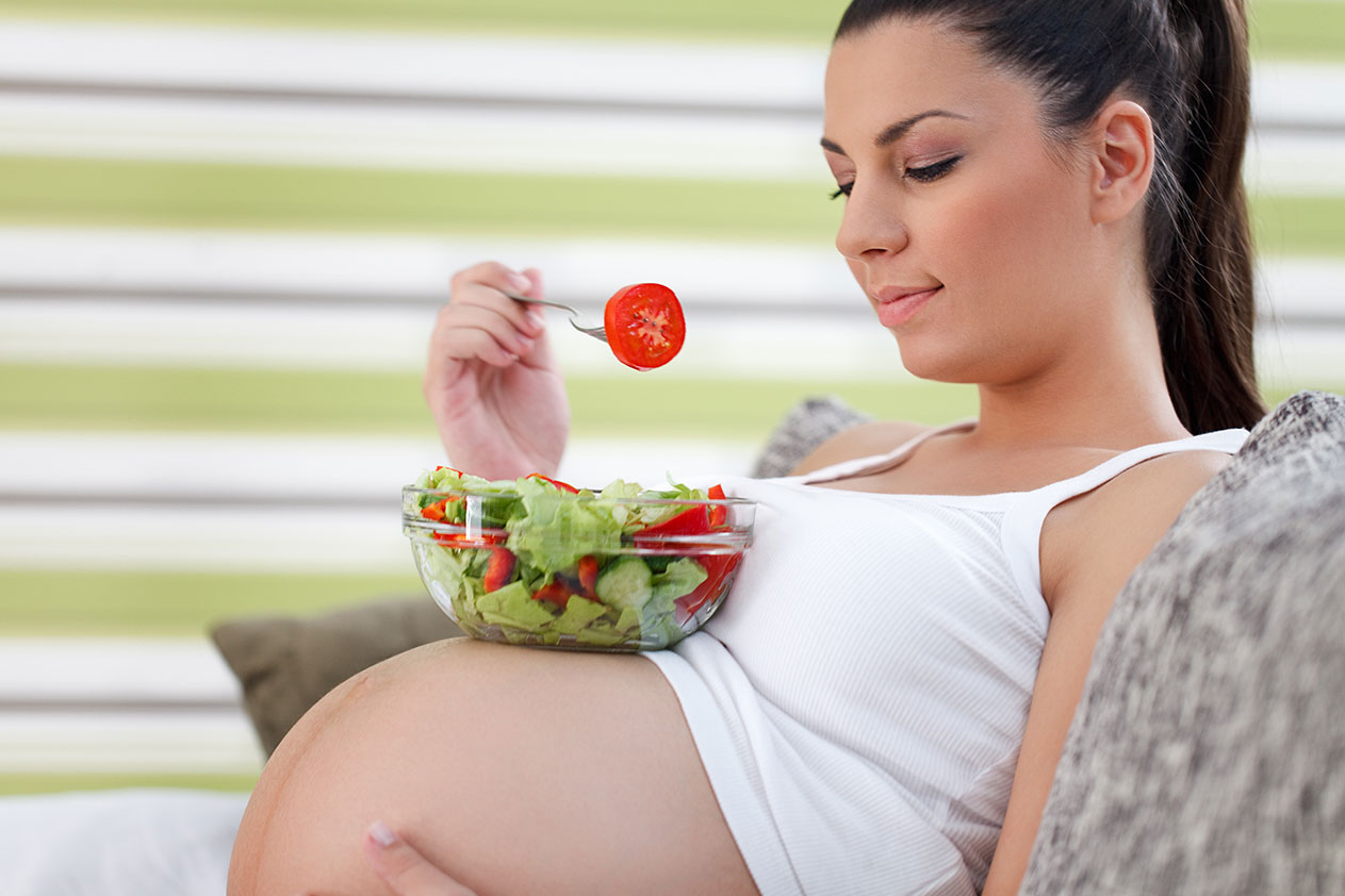 What Foods Should I Eat While Pregnant?