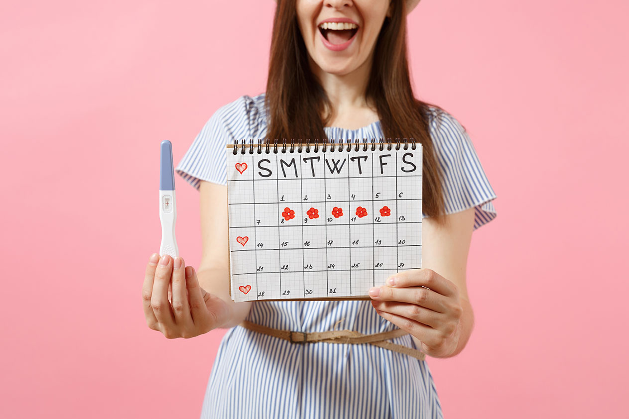 Know Your Ovulation Period Or Fertile Days