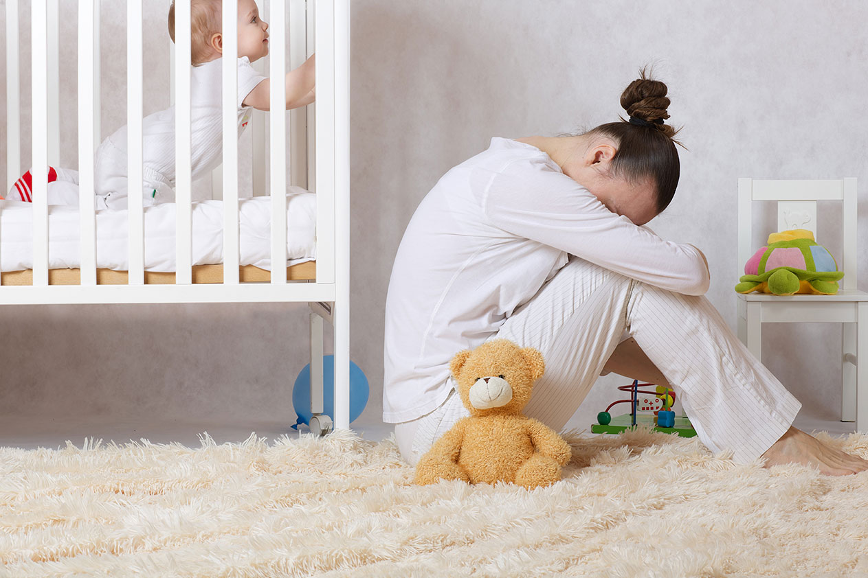 Postpartum Depression: Everything You Need To Know